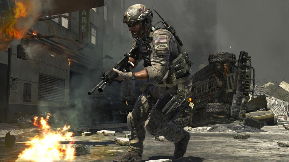 Call of Duty: Modern Warfare 3 erscheint am 08. November 2011 für Xbox 360 und PlayStation 3. (1)