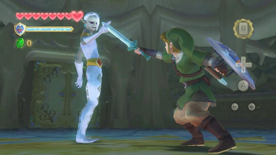 The Legend of Zelda: Skyward Sword erscheint am 18. November exklusiv für die Wii.  (1)