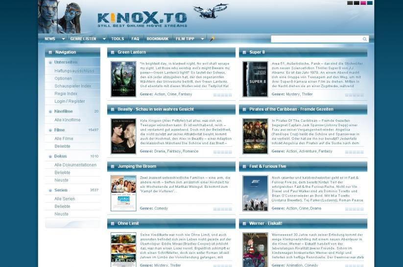 Www.Kinox.To Kinofilme