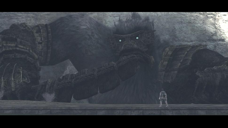 Shadow of the Colossus - Screenshots aus dem HD-Remake für PlayStation 3 (1)