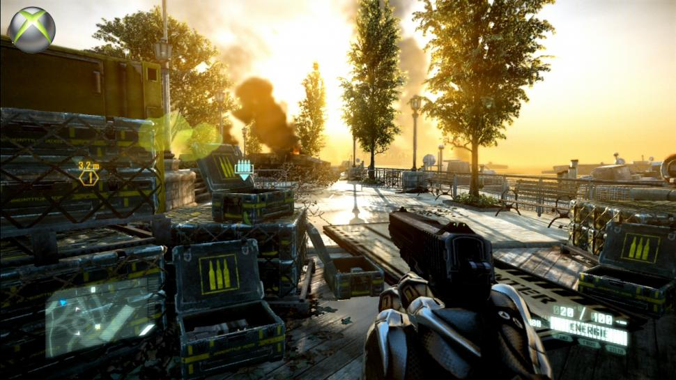 Crysis - Screenshots aus dem Crytek-Shooter (1)