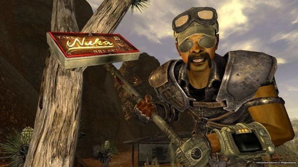 Fallout New Vegas: Huge Mod brings vehicles and more