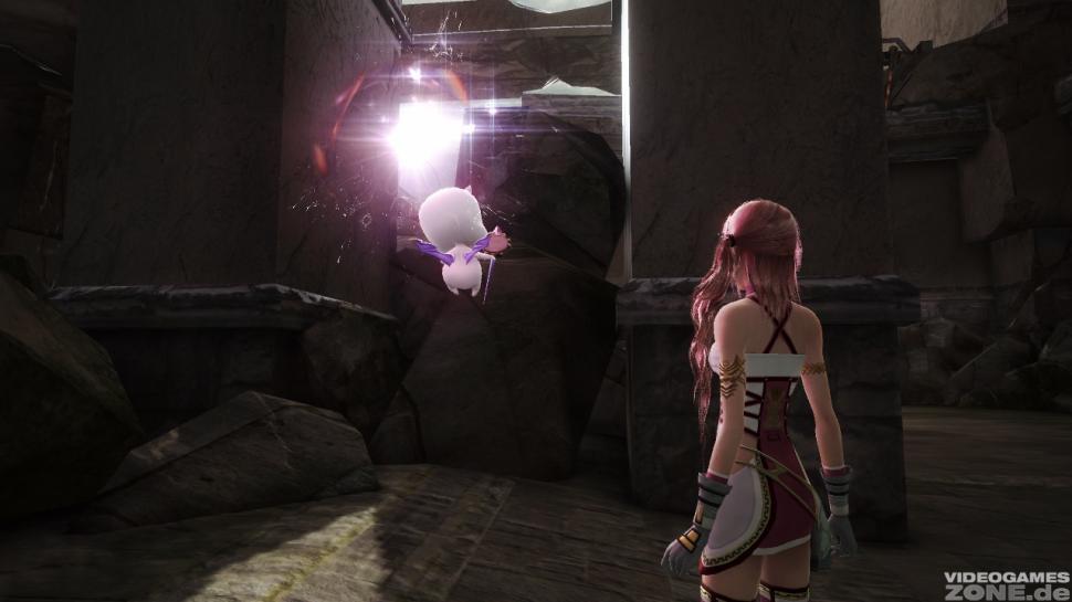 Final Fantasy XIII-2: