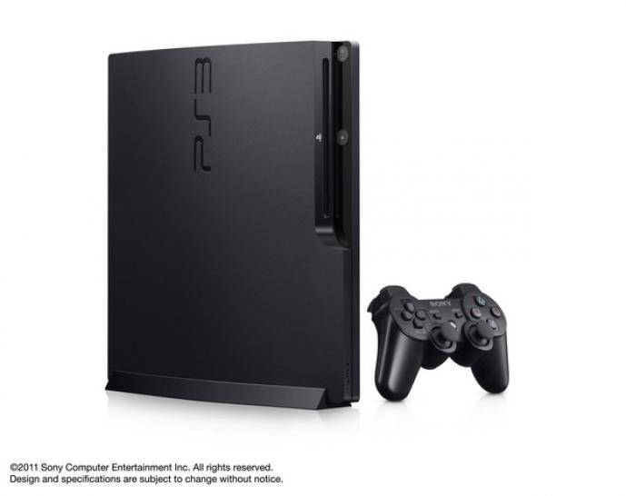 Die PlayStation 3 Slim