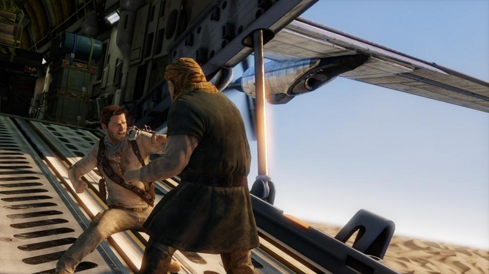 Sony hat den Launch-Trailer zu Uncharted 3: Drake's Deception veröffentlicht. (1)