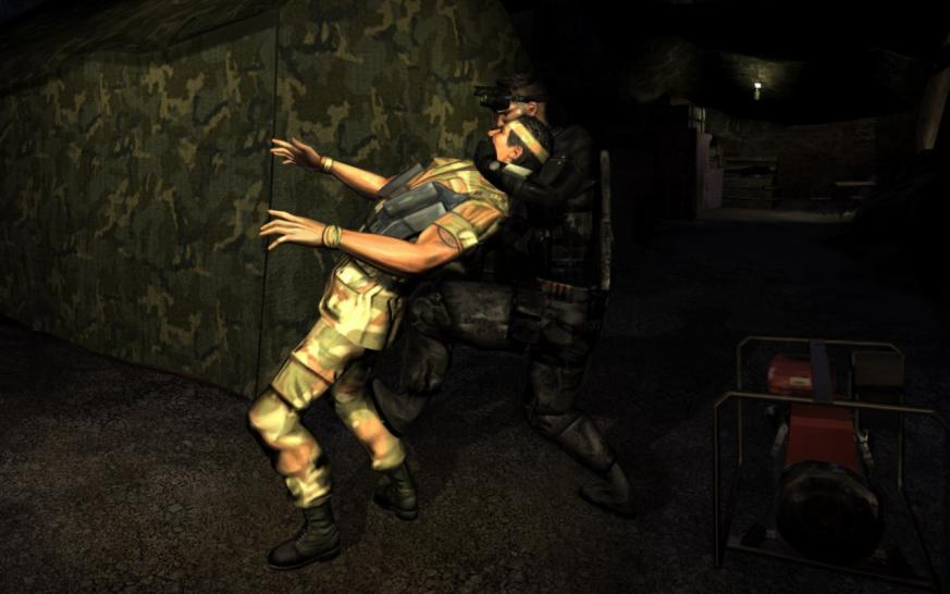 Splinter Cell Trilogie - Screenshots zum HD-Remake für PlayStation 3. (1)