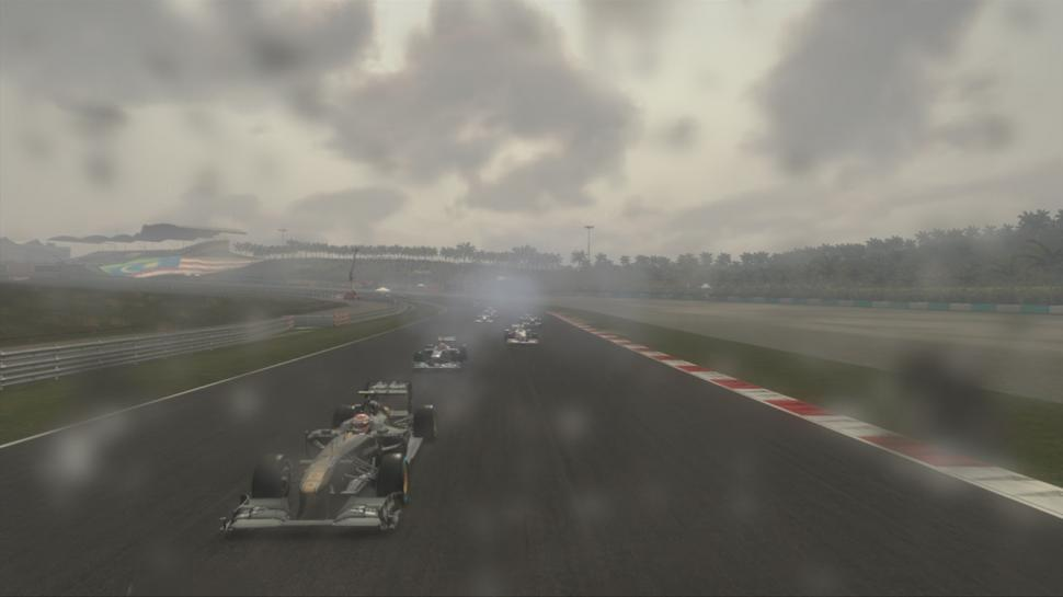 F1 2011 - Screenshots aus der PS3-Version des Formel 1-Rennspiels (1)