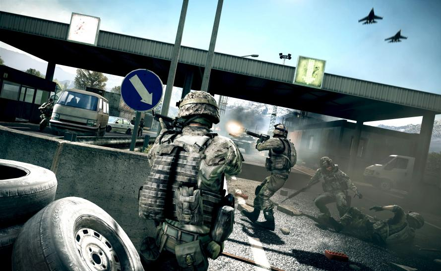 Battlefield 3 - Screenshots aus dem kommenden DICE-Shooter (1)