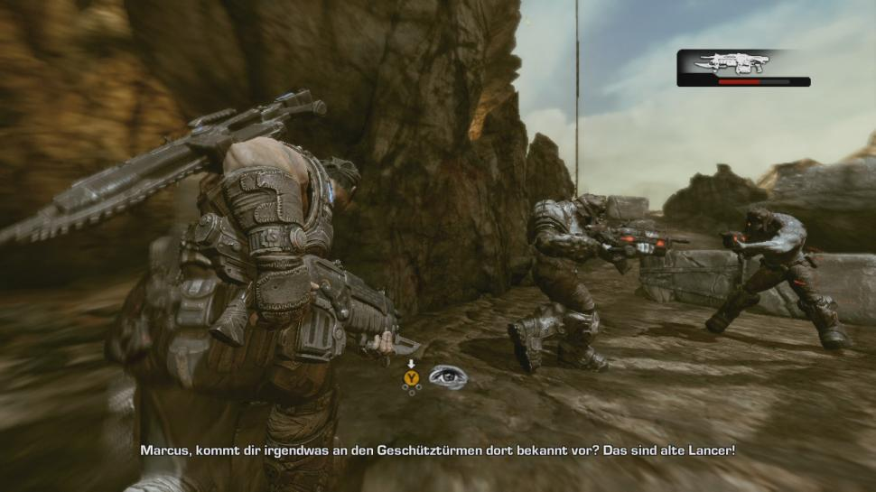 Gears of War 3 - Screenshots aus dem finale der Gears-Trilogie (1)