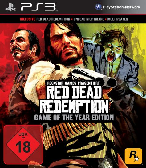 Red Dead Redemption in der Game of the Year Edition (1)