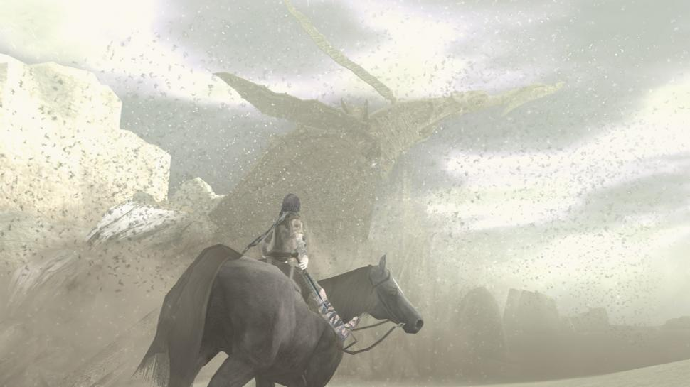 Ico Collection - Screenshots aus ICO und Shadow of the Colossus (1)