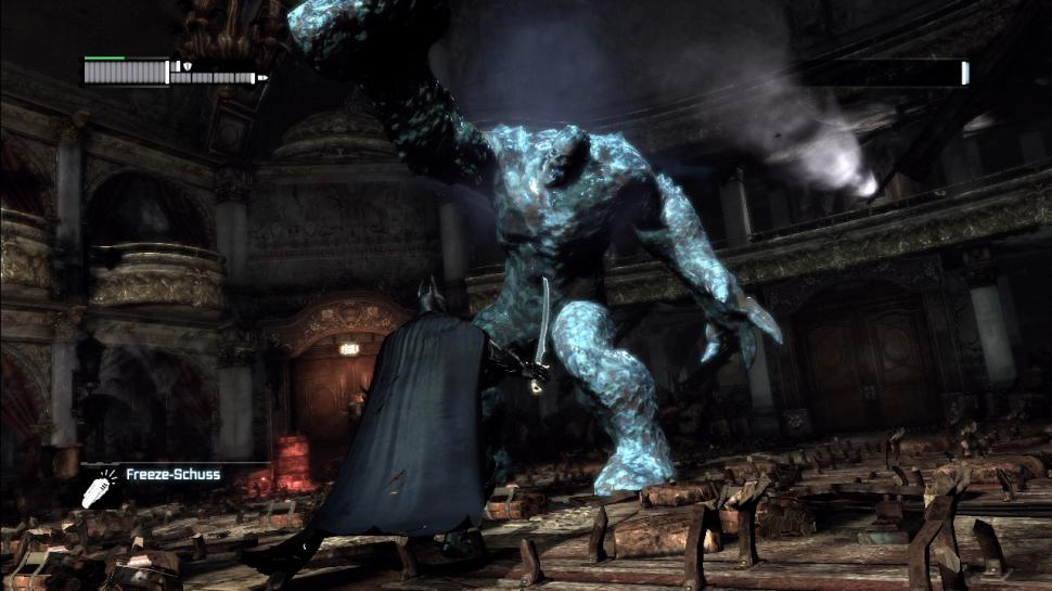 Aktuelle Screenshots aus Batman: Arkham City.  (1)