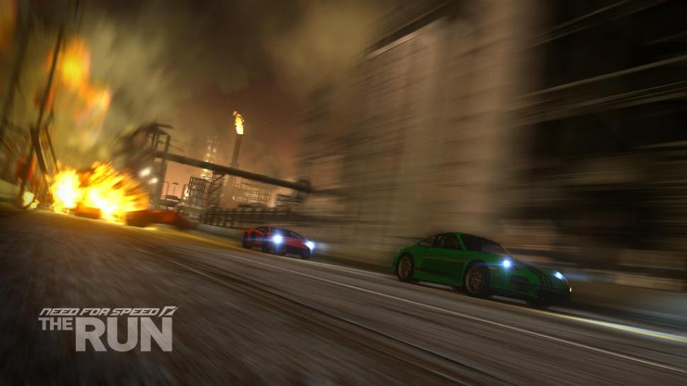 Electronic Arts hat neue Bilder zu Need for Speed: The Run veröffentlicht. (1)