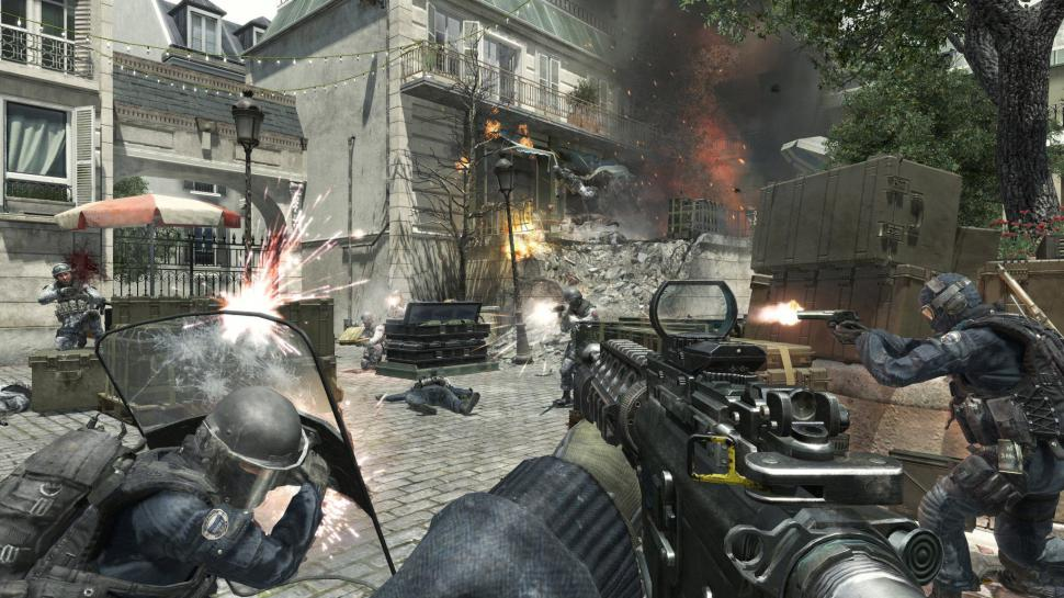 Modern Warfare 3 - Screenshots aus dem kommenden Activision-Shooter. (1)