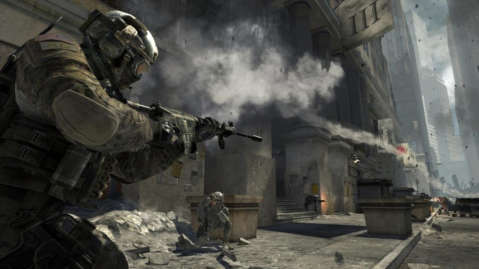 Call of Duty: Modern Warfare 3: Remaster time exclusive for PS5?