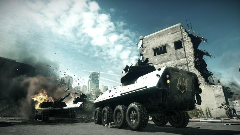 Aktuelle Screenshots aus Battlefield 3. (1)
