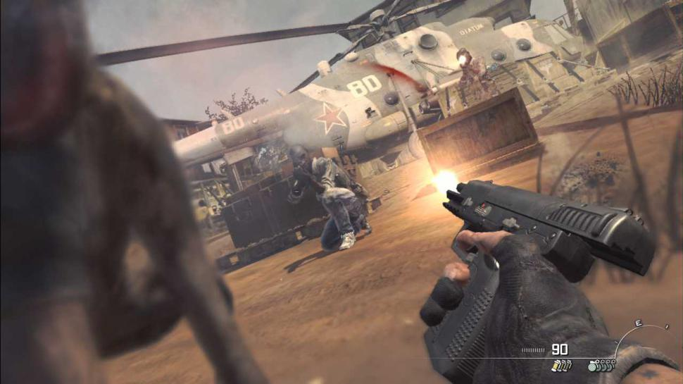 Screenshots aus Modern Warfare 3. Kommt im November Call of Duty Black Ops 2? (1)