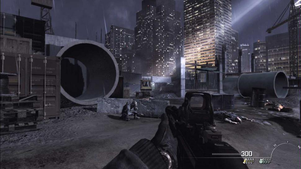 Screenshots aus Modern Warfare 3. (1)