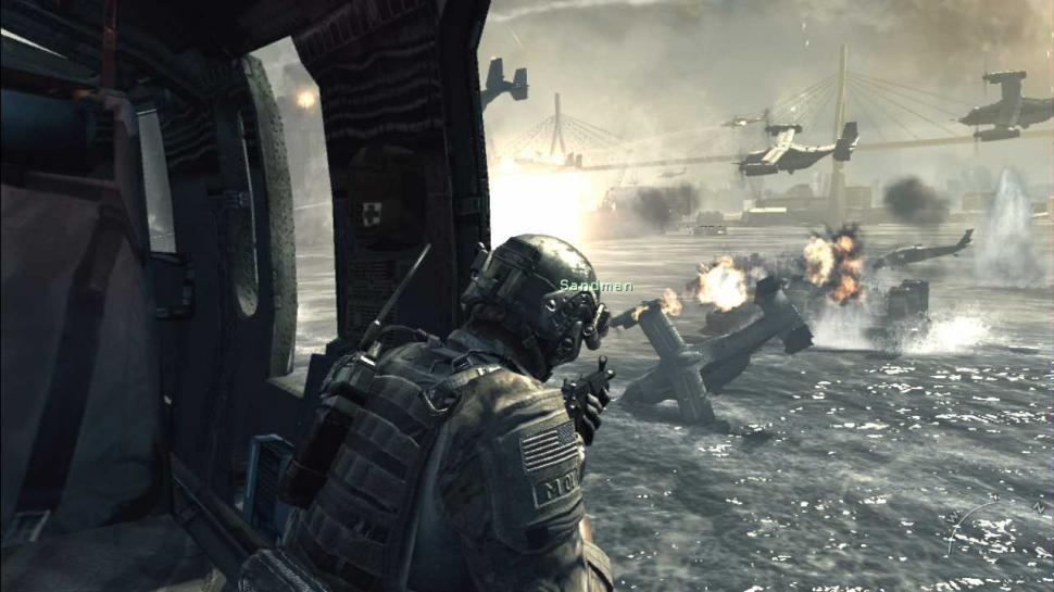 Modern Warfare 3: Erster DLC für den Ego-Shooter im Januar 2012