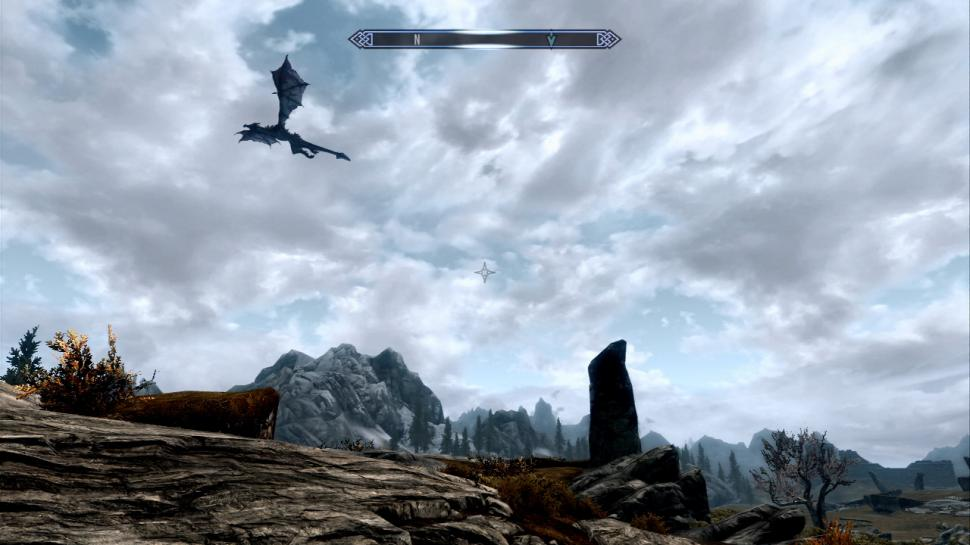 Aktuelle Screenshots aus The Elder Scrolls 5: Skyrim.  (1)