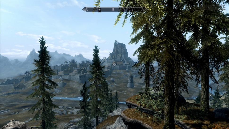 Патч tes 5 : skyrim update 5 (v14) eng/rus
