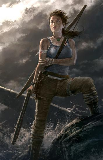 Tomb Raider - Rebirth - Andy Park (04.10.11)