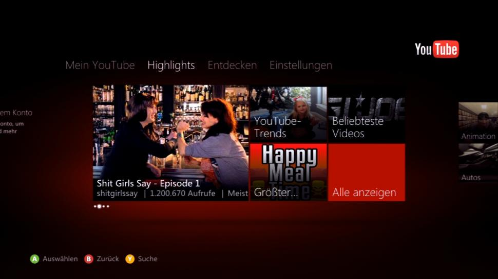 Youtube, Sky Go, Dailymotion und Co. - Entertainment-Angebote immer beliebter (1)