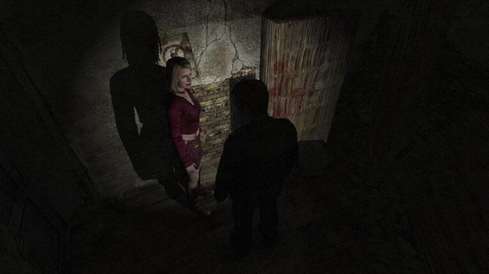 In Silent Hill 2 gab es jede Menge Psycho-Horror