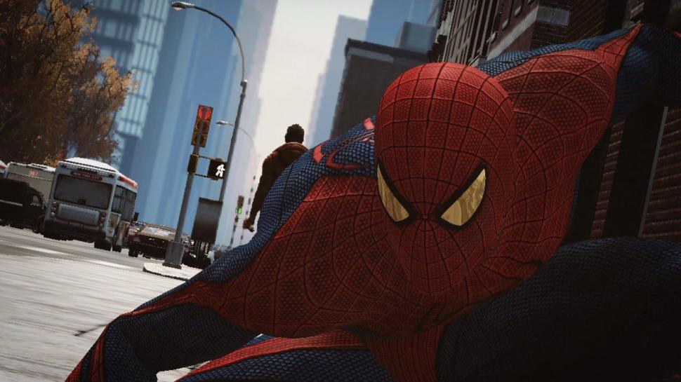 The Amazing Spider-Man - Screenshots aus dem kommenden Videospiel. (1)