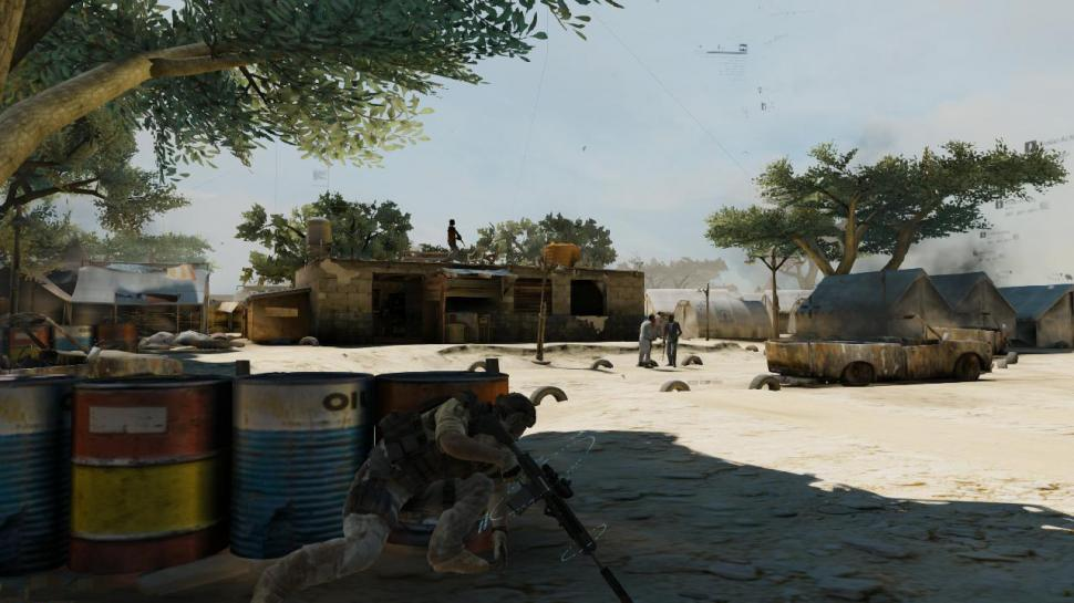Ghost Recon: Future Soldier - Screenshots aus dem neuen Taktik-Shooter (1)