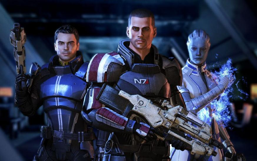 Mass Effect: That's why film adaptation never worked