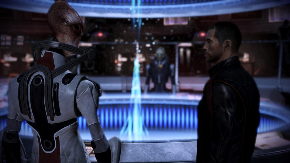 "Derzeit findet ""Operation Silencer"" in Mass Effect 3 statt. (2)"