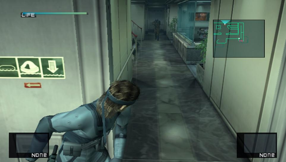 Die Metal Gear Solid HD Collection wird mobil. (1)