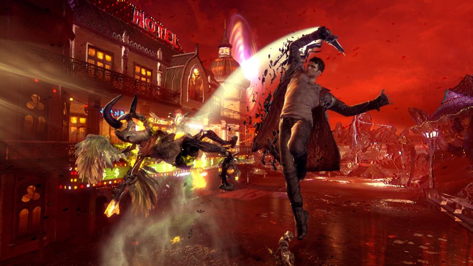 DMC Devil May Cry - Screenshots von der Captivate 2012 (2)