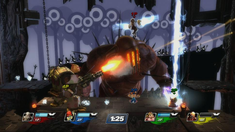 PlayStation All-Stars: Battle Royale bekommt noch seinen Balance-Patch. (1)