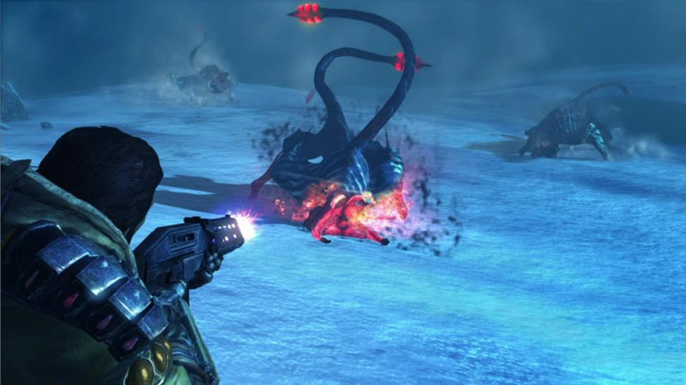 Lost Planet 3 zeigt sich in einem neuen Gameplay-Video. (1)