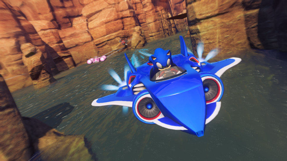 Sonic & All-Stars Racing Transformed liefert uns bis zu 29 Charaktere. (1)