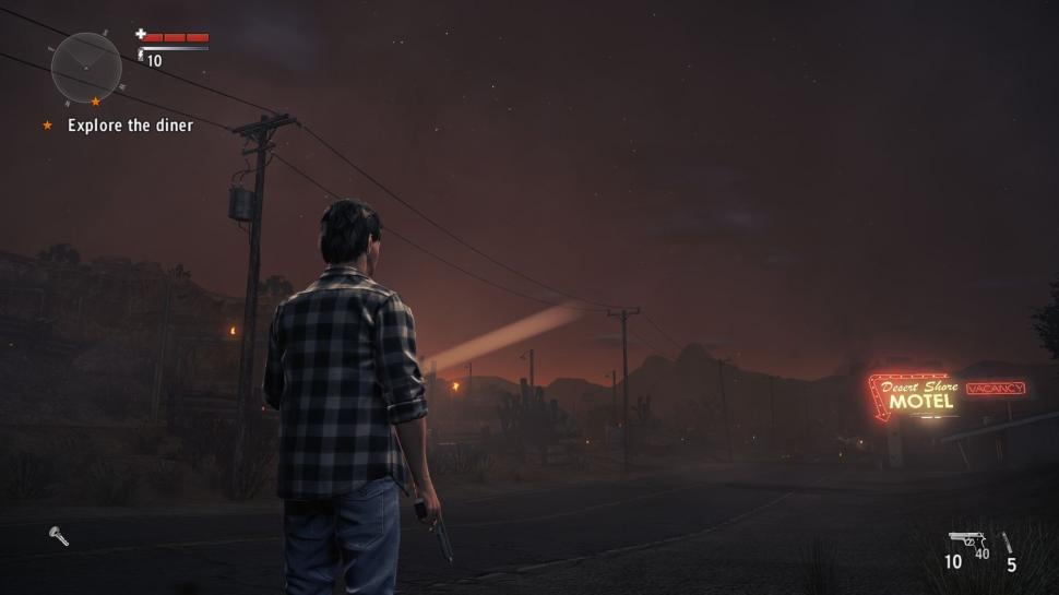 Alan Wake's American Nightmare - Screenshots aus dem Spiel (1)