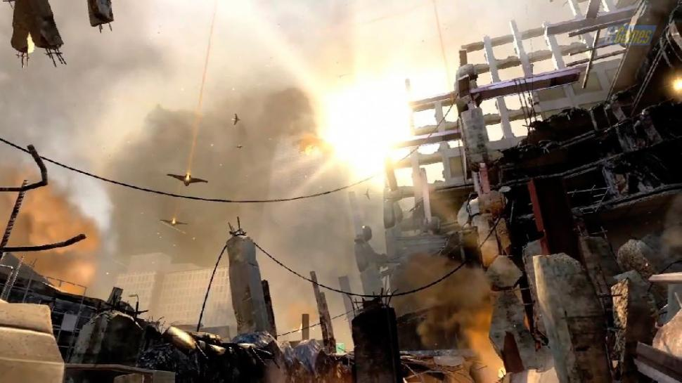 Screenshots aus Call of Duty: Black Ops 2. Der Ego-Shooter kommt am 13. November auf den Markt. (1)