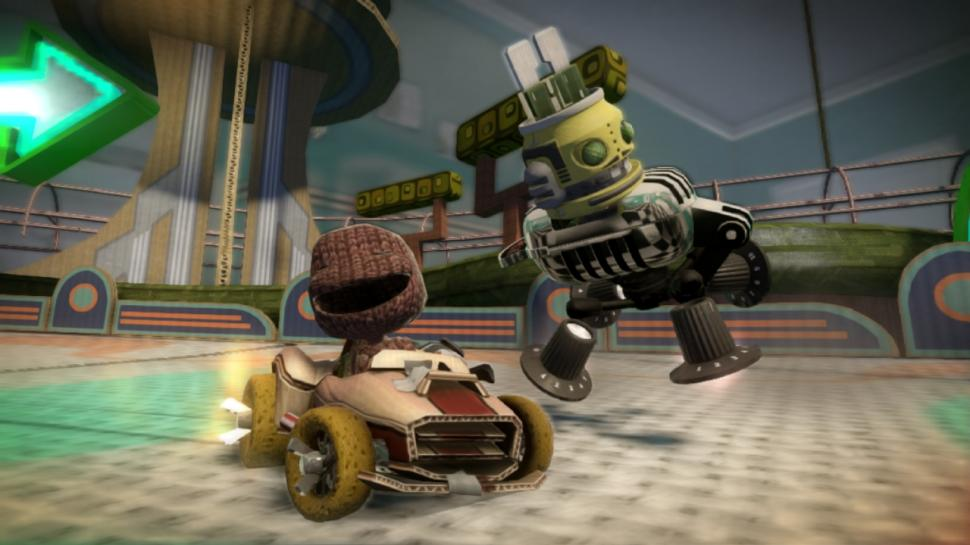 Little Big Planet Karting - Neue Screenshots von der Studio Tour 2012 (1)