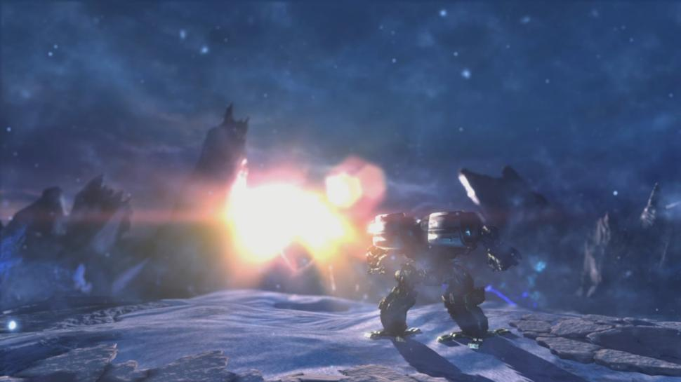 Lost Planet 3 - Screenshots aus dem kommenden Action-Shooter (1)