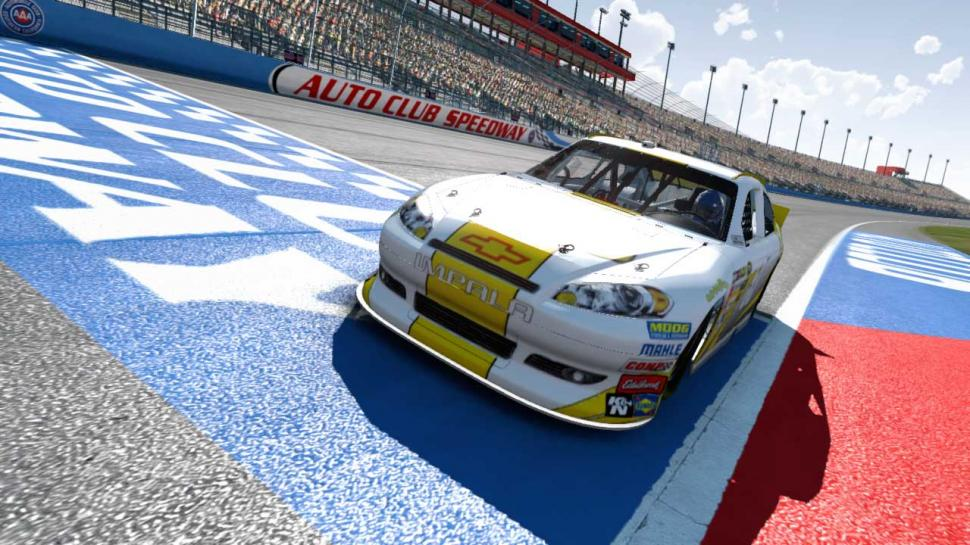 Nascar The Game: Inside Line hat einen Termin im November 2012. (1)