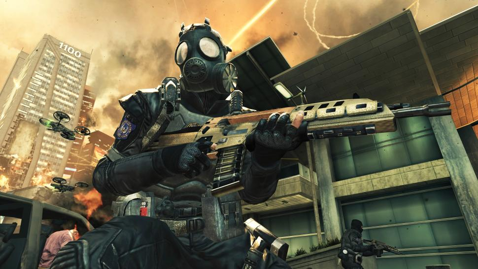 Call of Duty: Black Ops 2 - Release-Datum des Action-Shooters ist der 13. November 2012. (1)