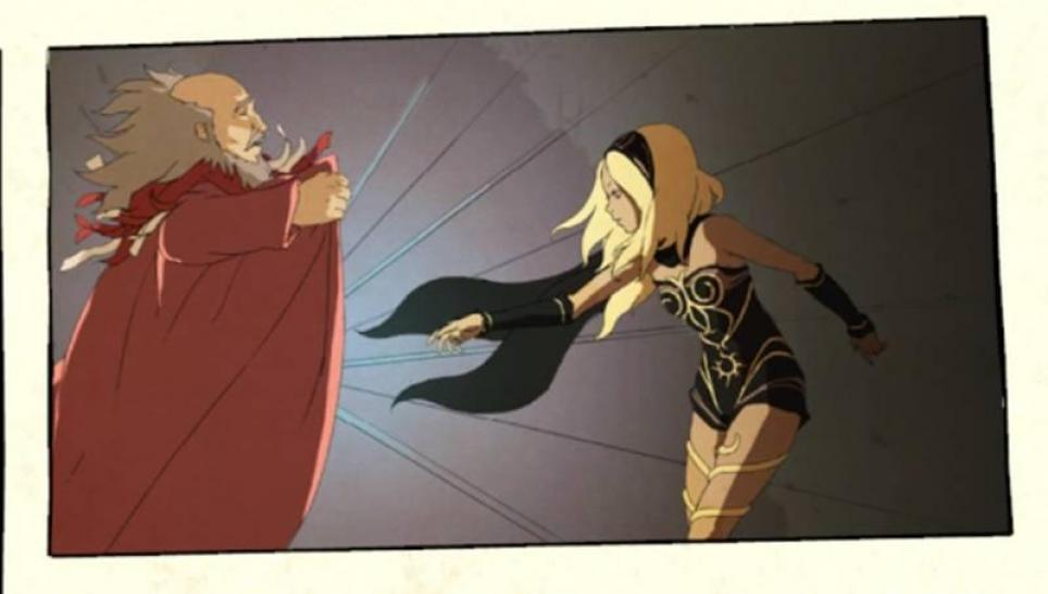 [23/05/12] Screenshot aus Gravity Rush.