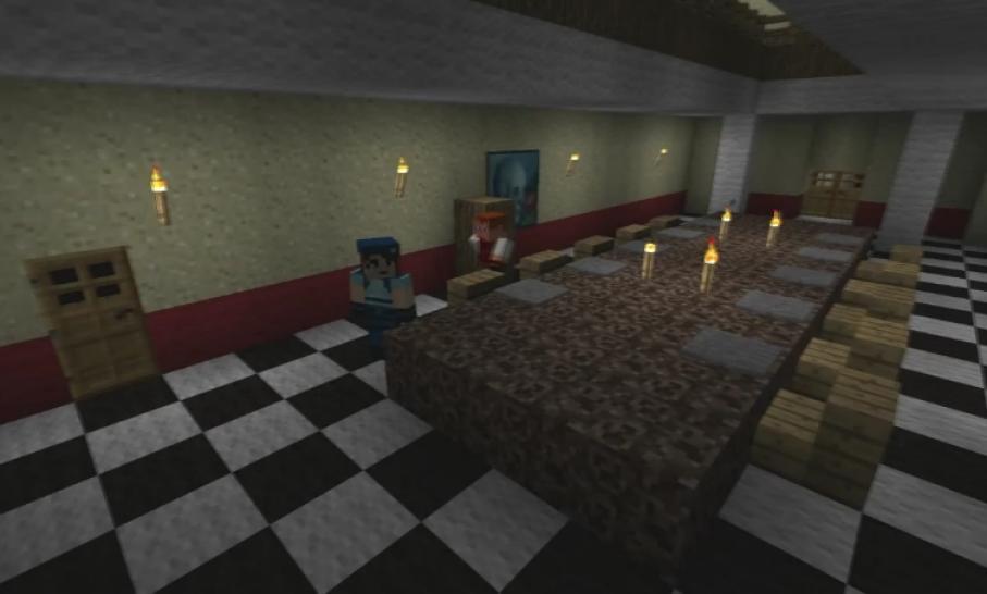 GTA Skyrim Super Mario Und Mehr Im KlötzchenStil Die - Minecraft spiele in echt