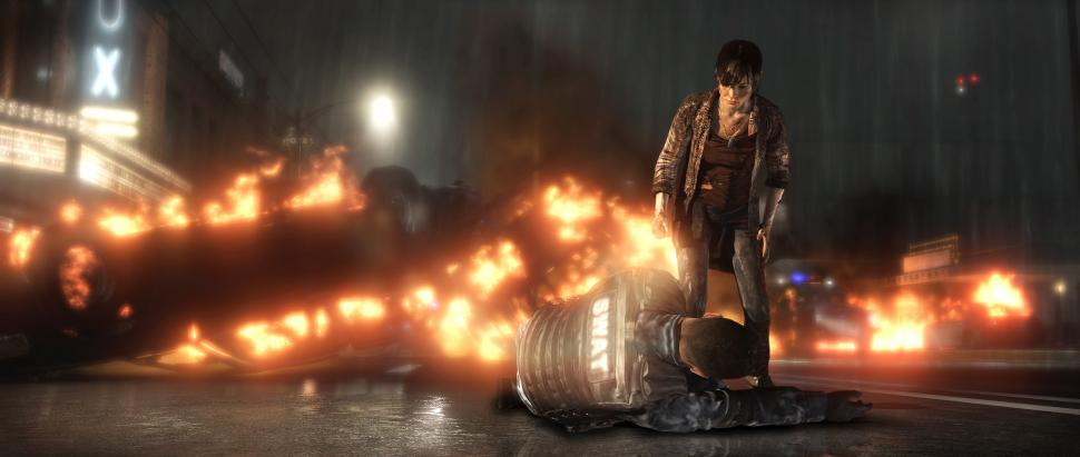 Beyond: Two Souls - Bilder aus dem Action-Adventure (1)