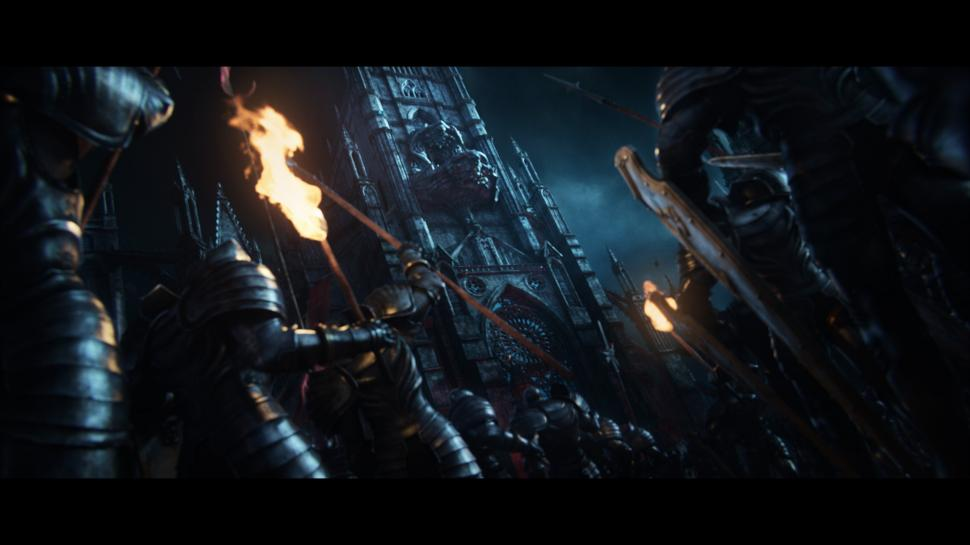 Castlevania: Lords of Shadow 2 - Bilder aus dem E3 2012-Trailer  (1)