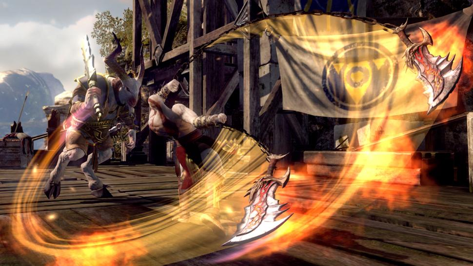 God of War: Ascension - Screenshots von der E3 2012-Präsentation (2)