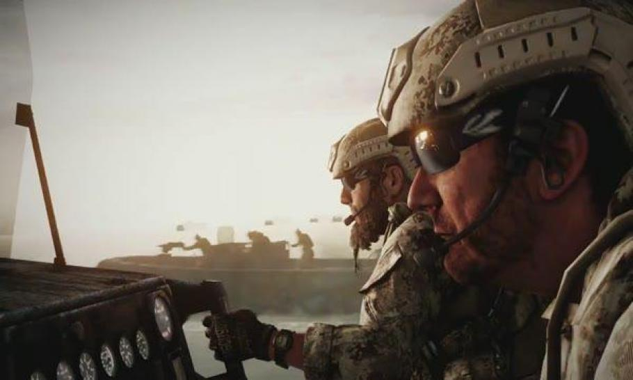 Medal of Honor: Warfighter zeigt sich im Alpha-Gameplay-Video. (1)