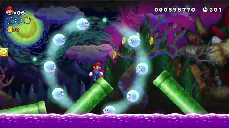 Wii U: \